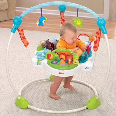 Alugue Jumperoo Fisher Price Phoenix