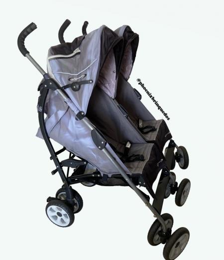 Aluguel de Carrinho de Bebê Gêmeos